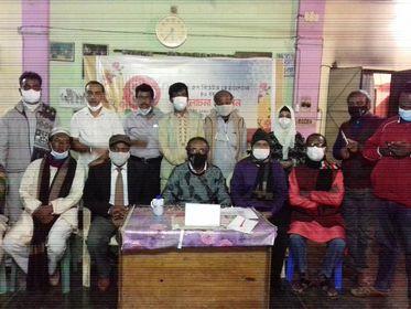 ময়মনসিংহে বাংলাদেশ গ্রুপ থিয়েটার ফেডারেশান এর ৪০তম প্রতিষ্ঠা বার্ষিকী উদযাপন